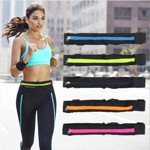 Waist Bags For Running Sports Bag Pocket Jogging Portable Waterproof Cycling Bum Bag Outdoor Phone anti theft Pack Belt Bags