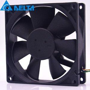 1pcs AFB0912VH = AUB0912VH 9cm 90mm 90*90*25MM 9225 DC 12V 0.60A 4-pin pwm computer cpu cooling fan