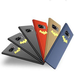Ultra Thin Bat Matte Case For Samsung Galaxy A30 A40 A50 A70 A20 A10 M20 M30 A6 A7 A8 A9 S9 Plus Luxury Hard PC Back Cover Funda