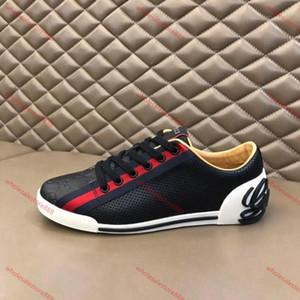 Gucci Tasche высокое качество Lusso Мужчины Vintage Low-топ печатное Sneaker progettista сетки скольжения на Running Повседневная обувь Леди Мода Смешанные дышащие Кроссовки
