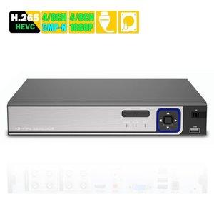 4MP 5MP 6 IN 1 H.265 Гибридный безопасности DVR 5MP-N AHD DVR NVR XVR CCTV 8Ch AHD-H 1080P рекордер камеры Onvif XVI Coxial P2P Xmeye