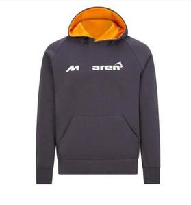 F1 포뮬러 원 레이싱 정장 긴 소매 운동복 팀 정장 2,020 매 클래 런 MCL35 후드 자켓 같은 사용자 정의