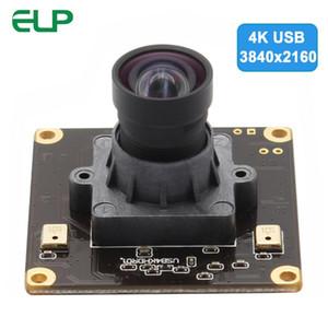 فيش 4K 3840x2160 HD وحدة USB مع كاميرا سوني IMX317 استشعار CMOS مراقبة فيديو كاميرات مصغرة وحدة كاميرا USB