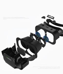 Freeshipping Mini VR Occhiali Occhiali 3D Realtà Virtuale Occhiali VR cuffia Per Google Cardboard smartp