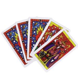Giocando Consiglio Partito Fuego Guidance Mysterious 78 schede della famiglia Del Gioco Deck Carte Tarocchi Fortune Games bbySxV bde_home