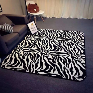 Mode Rhombus Cartoon Fußboden Badezimmer Fuß Yoga Spiel Pad Corridor Wohnzimmer Schlafzimmer Dekorative Teppichbereich Teppichboden Matte