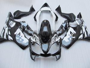 Bodywork parts for HONDA CBR600F4I 2004 2005 2006 2007 Injection fairings white and black cbr600 f4i CBR600 f4i 04-07 fairing kit cowling