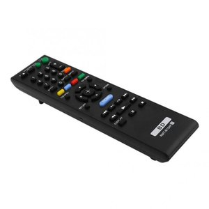 ray DVD Control Remoto, Control Remoto Universal Fit reemplazo para Sony RMT-B104P Blue Ray reproductor universal