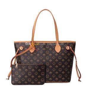 Neue Ankunft Frauen Mode Freizeit Umhängetaschen Handtaschen Check, Plaid Tartan / Floral Hohe Qualität Taschen Auf Lager Kostenloser Versand M41177 N41358
