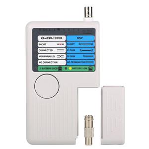 새로운 원격 RJ11 RJ45 USB BNC LAN 네트워크 케이블 테스터 UTP STP LAN 케이블 추적기 탐지기 최고 품질의 도구