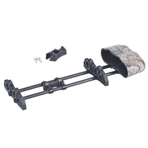 Hunting Light Weight Archery Compound Bow 5-Arrow Quiver Holder Camouflage