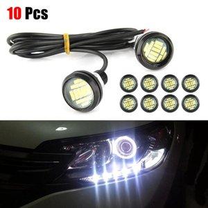 10X 15W Car LED White Eagle Eye Rock Reverse Backup Parking Lamp 12SMD Reversing Parking Backup Turning light