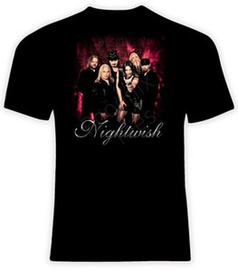 Nightwish'in t gömlek Boyutları S-6X