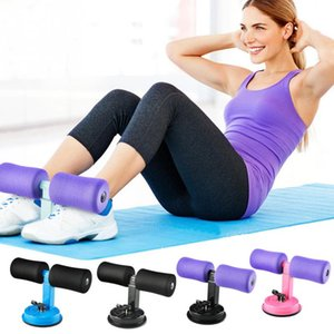 Sit Up Bars Stand Abdominal Core Fitness Equipment Strength Home Gym Self-Suction Situp Assist Bar Stand Muscle Trainer