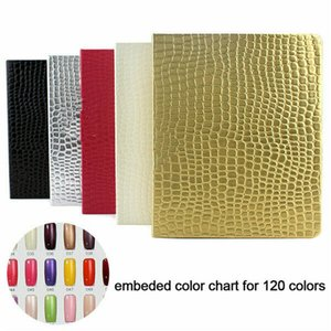 120/160/216 Цвет Nail Display Book Chart Card Board УФ-гель польский Советы Новый