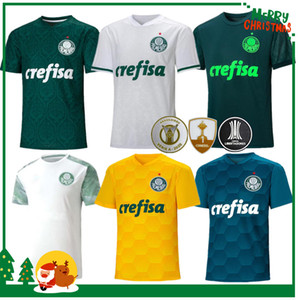 20 21 Palmeiras maillot de football ACCUEIL VERT DUDU G.JESUS Alecsandro 2020 2021 hommes adultes Palmeiras maillot de football
