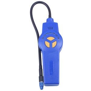 Détecteurs de métaux Détecteur de gaz halogène Alarm Freon Freon Réfrigérant Monitter Testeur d'analyseur
