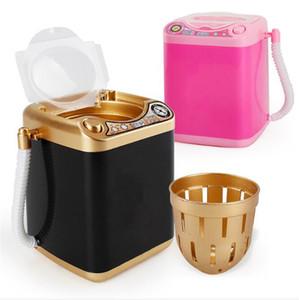 False eyelashes washing machine False eyelashes washer in black and pink colors Drop free shipping 2pcs
