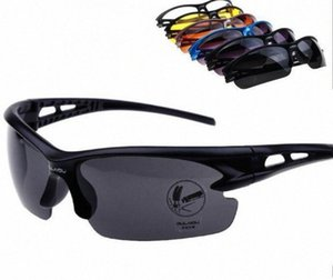Wholesale-407-2014 new fashion sunglasses men polarized America cycling eyewear brand teampunk coating sunglasses outdoor sunglasses m LT8d#