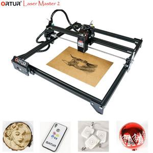 Upgraded Large Area 430x400mm DIY Ortur Laser OLM-2 STM32 Mainboard Laser Engraver Cutter Logo Picture Engraving Machine
