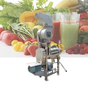 50-500Kg hour High quality stainless steel Eco-Friendly Apple Cold Press Machine Commercial Screw Type Juicer Squeezing