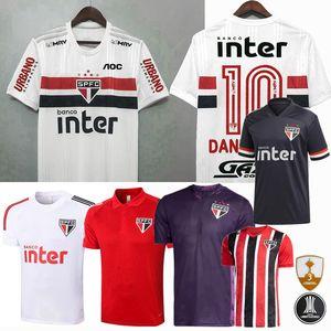 2020 2021 Сан-Паулу футбол Джерси Сан-Паулу PATO PABLO Dani Alves 20 21 обучение футбол мужчин женщин и детей рубашки 3XL