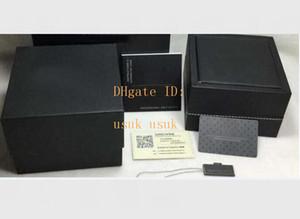 Роскошные Горячие продаж Высококачественные швейцарские часы TA / G Оригинальные Box Papers сумки Коробки б Калибр ETA 7750 Хронограф Часы