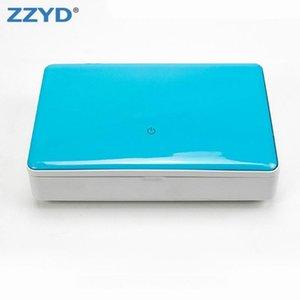 Phoneshower Mobil UVsterilisator A03 kabellose USB-Ladegerät Telefon-Schlüsselmaske Kopfhörer Uhr Löffel 99% Uv Sanitizer