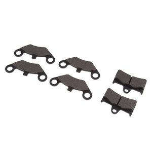6PCS Front And Rear Brake Pads For CFMOTO