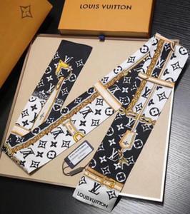Оптовые последние роскошный шарф шелковые квадратные шарфы бренда известный дизайнер письмо образец повелительница Подарочные шарф высокое качество 100% шелк