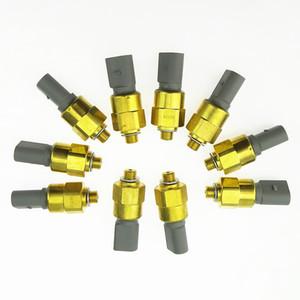 SCJYRXS Qty 10 Power Pump Steering Switch Oil Pressure Sensor 1J0919081 1J0 919 081 For A3 TT Bora Golf MK4 MK5 Beetle Leon