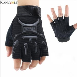 KANCOOLD Children Sport Gloves for Training Gloves with Wrist Support for Fitness Man Woman Unisex Motorcycle Riding Ski