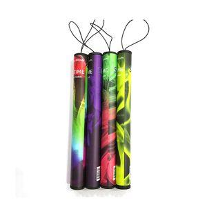 2020 Sticks cigarro New Shisha Tempo E Hookah 500 Puffs Cachimbo caneta eletrônica Shi sha Hookah bar sopro descartável além de brilhar kit XXL fluxo