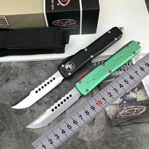 ! Automatic especial Microtech Ultratech do caçador de prémios facas automáticas UT85 UTX85 UTX70 ferramenta D2 Lâmina de Halo V Outdoor Camping Facas EDC