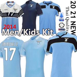 1994 Lazio retro Soccer Jersey 2020 camisa 2021 de futebol Luis Alberto camiseta de fútbol IMMOBILE SERGEJ maillot de pé uniformes kit 120