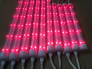 T8 Tube LED Grow Light 30cm IR730nm Scientific research or experiment V type double row