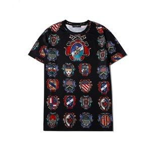 QQMens Stylist T Shirt Fashion Letter Printing Mens Stylist Short Sleeves Black White High Quality Men Women Hip Hop Tees
