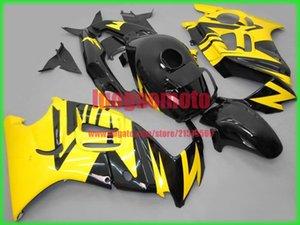 Carenados para Honda amarillo negro CBR600 F3 1997 1998 CBR600 f3 Parts CBR600F3 97 98 CBR + regalos 600 F3 carenado del mercado de accesorios kit de carenado