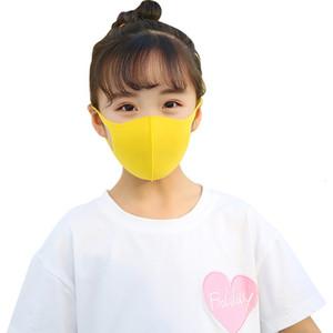Single Layer ispessito tridimensionale Sponge maschera di respirazione Valve