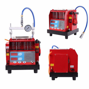 High performance fuel Injector cleaner & tester MST-30 pump ultrasonic cleaning built-in 4 Cylinders nozzle washing machine