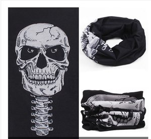 Bandana Face Mask, Neck Gaiter Skull Face Bandana Shield Dust Scarf Covering Rave Mask or Biking,Outdoor Activities, Running, Cycling, Fish