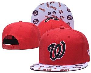 2020 Snapback Caps Nationals cappello Washington w StrapbackTraining campeggio donne tappo AdjustableBaseball uomini cappello SnapbacksAmerican Città tappo di scarico