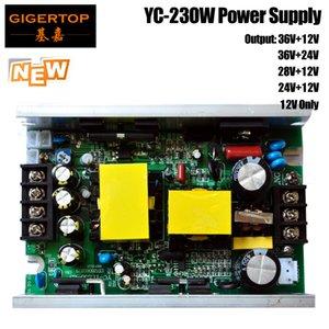 TIPTOP 230W 7R Sharpy Strahl-bewegliches Hauptlicht / 5R 200W beweglichen Hauptpunkt-Licht-Stromversorgungsausgang 36V + 12V / 36V + 24V / 28V + 12V / 24V + 12V / 12V