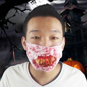 Denture Horror Halloween Mask Cosplay QGUCB