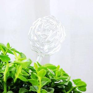 Cam Sulama Cihazı El yapımı Yaratıcı Yuvarlak Top Nefis Sulama Cihazı Otomatik Çiçek Tembel Sıcak