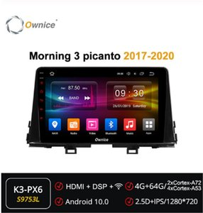 Android 10.0 Ownice DVD GPS Navi Car Stereo for Kia Morning 3 picanto 2020 - 2020 4G 360 Panorama DSP SPDIF Radio Auto Headunit