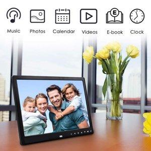 1080P HD Digital Photo Frame Control Support à distance 32G SD USB pour les photos Vidéos Cadre photo numérique