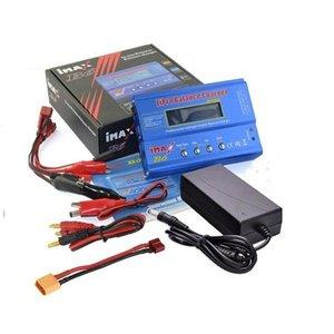 Consumer Electronics HTRC iMAX B6 80W 6A Batterie Lipo NiMh Li-Ionen-Ni-Cd-Digital-RC-Ladegerät Lipro Balance Ladegerät Entlader 15V