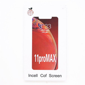 LCD Display For iPhone X XS MAX 11 PRO MAX RJ Tianma LCD Screen Repair Part Touch Screen Digitizer Complete Assembly Replacement