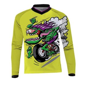 New hot sale TLD speed surrender T-shirt off-road motorcycle polyester quick-drying suit men's outdoor racing motorcycle suits can be custom